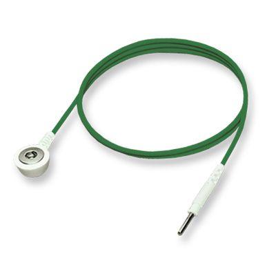 Cable con botón de presión de Jäger/Tönnies