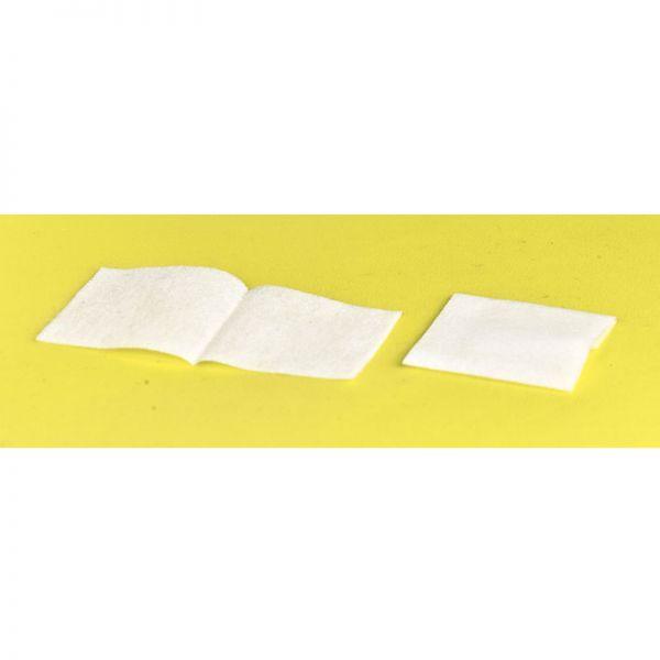 Almohadillas de limpieza para la piel (gorros de sistema)