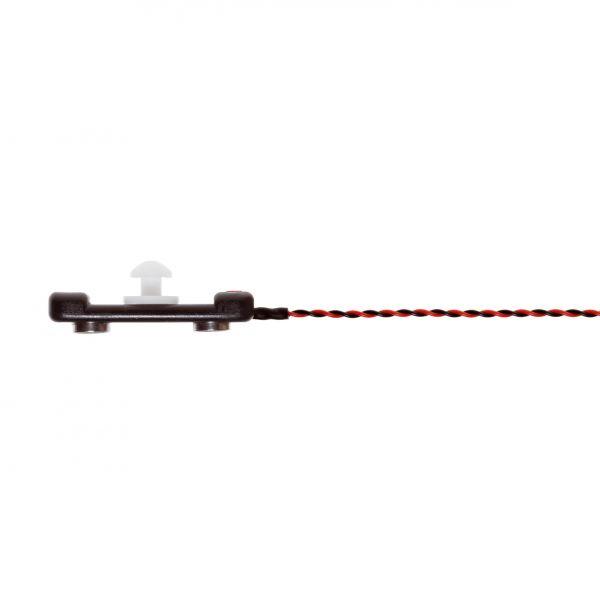 Electrodo de barra para derivación