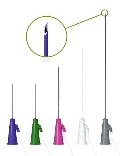 Electrodos de aguja desechables BO-TECT