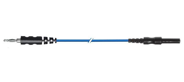 Cable EEG de 100cm plata