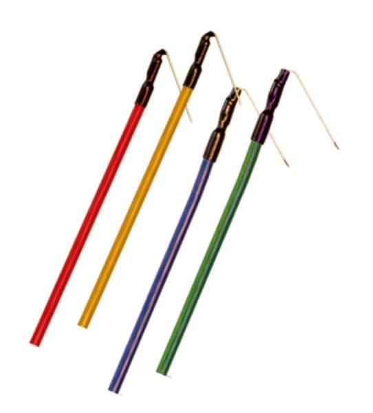 Electrodo de aguja bipolar de acero (sin aislamiento)