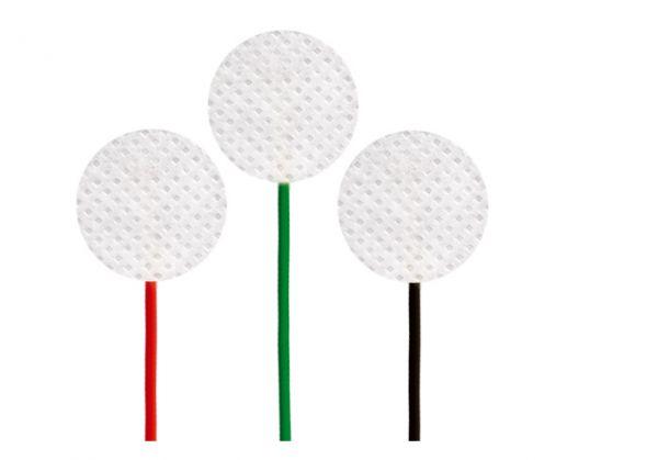 Electrodos adhesivos de superficie desechables (plata/cloruro de plata)