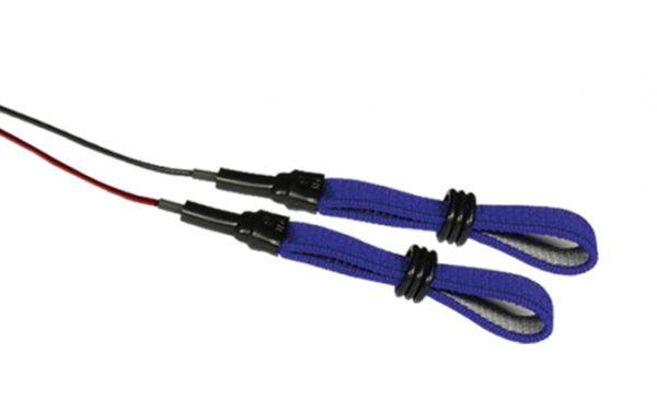 Electrodos de dedo y de dedo del pie (velcro)