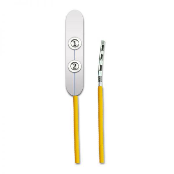 Electrodo de líneas IOM