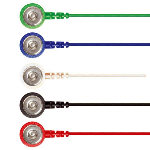Cables a Presión - combinación de colores