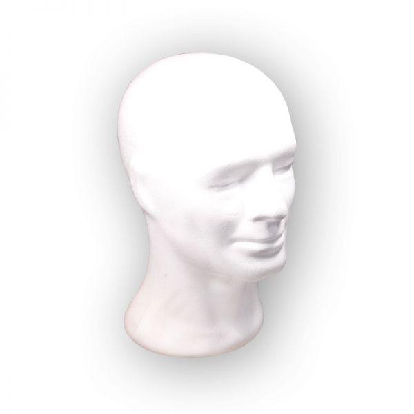 Cabeza de poliestireno